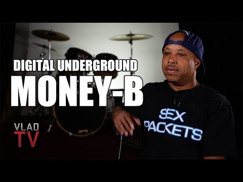 Money-B on 2Pac Joining Digital Underground, Almost Quitting Rap & Joining Panthers