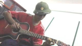 lang nge nuoc mat guitar solo , SmallKu