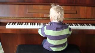 onze kleine pianist