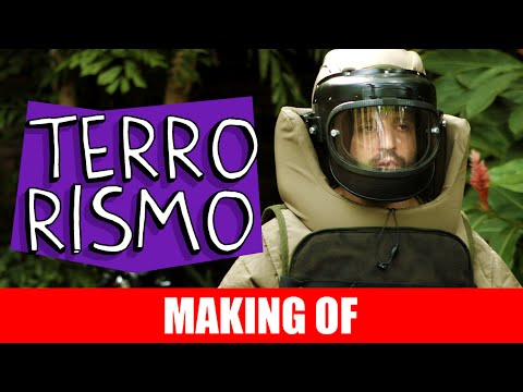 Making Of – Terrorismo