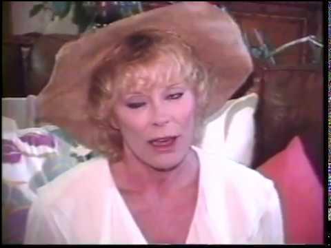 Elke Sommer at Home--Rare 1994 TV Interview