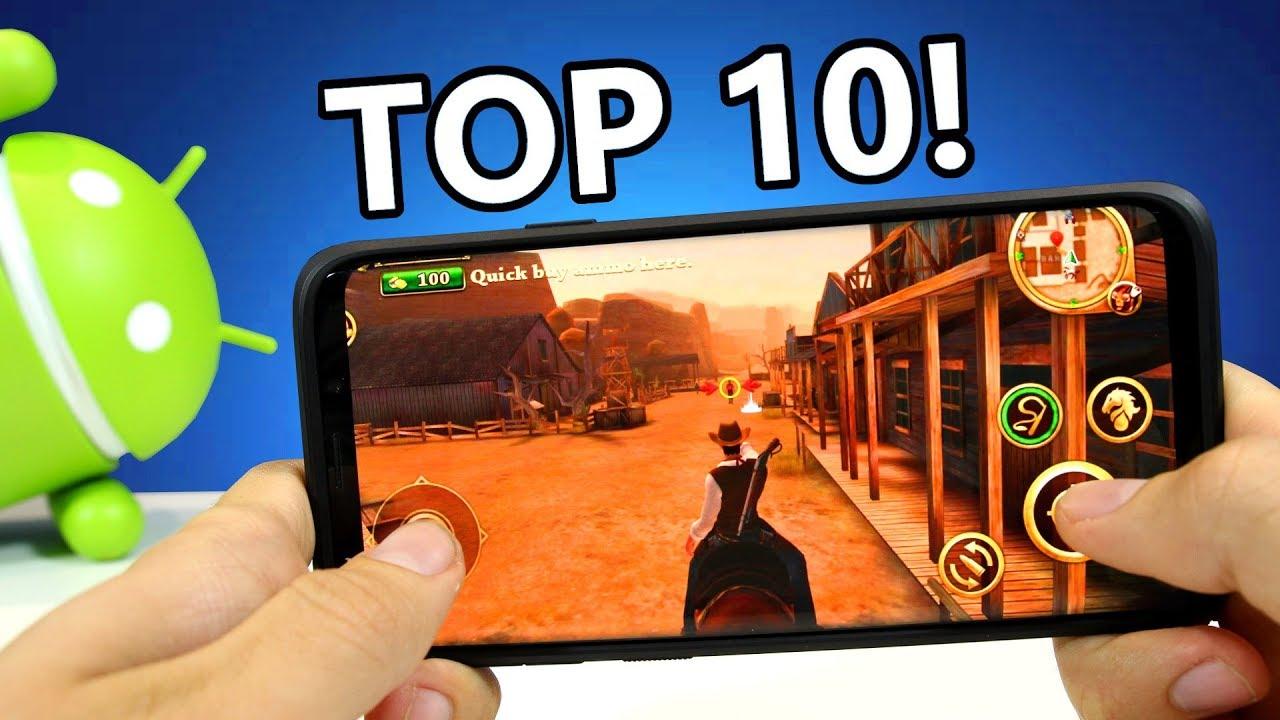 Top 10 Mejores Juegos Android Nuevos Offline Y Online Youtube