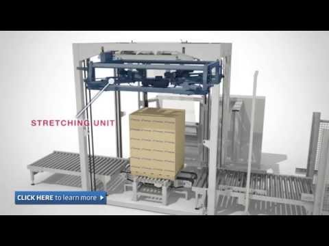 Strech Hooder  | Stretch Hood Machine ( STRETCH-ALL)