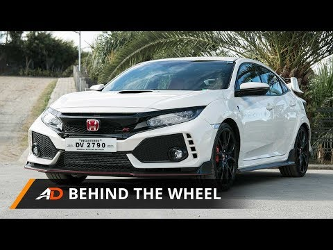 2018 Honda Civic Type R Review - Behind the Wheel