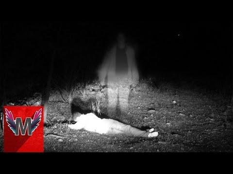 6 Video Penampakan Hantu Paling Mengejutkan di Dunia