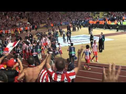 Campeones campeones Supercopa Europa Monaco 2012