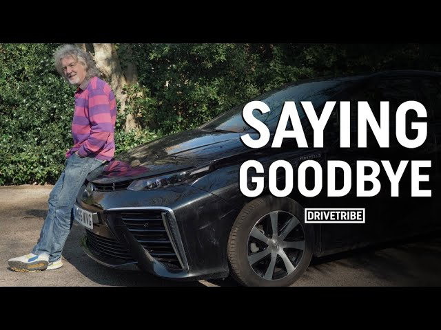 James May is getting rid of his favourite car