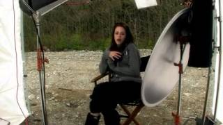 Breaking Dawn Part. 2 - Behind the scenes (Bella