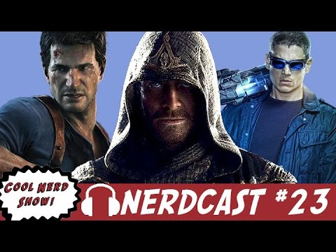 Cool Nerdcast #23: Nobody Expects the Spanish Inquisition