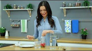 Sweet'n Healthy 30sec Recipe: Raspberry Lemonade