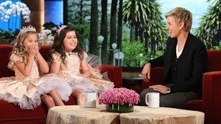Sophia Grace & Rosie on Their Favorite TV Shows