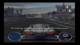 SpyHunter 2 Ps2 Gameplay (Midway)