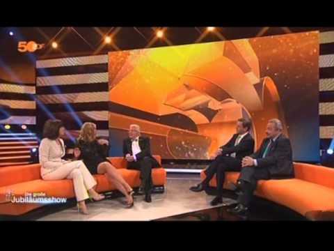 """""""50 Jahre ZDF  Die große Jubiläums"""