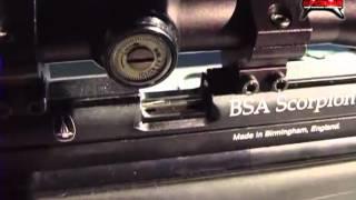 Пневматические винтовки BSA: обзор и тестирование