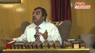 Mustafa Karaman - Cüz'î İrade, Hayır ve Şerrin Yaratılması, İnsanın Sorumluluğu - Kader Dersleri - 1