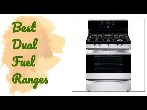 🌵7 Best Dual Fuel Ranges 2020