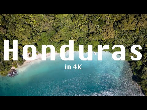 Honduras: Tela and San Pedro Sula - DJI Mavic Pro Platinum 4K drone
