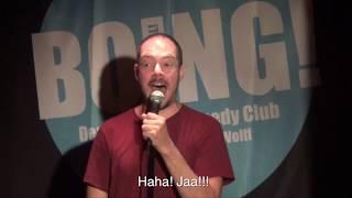 Der Mottenkiller im BOING Comedy Club!