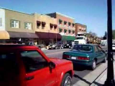 Downtown Hillsville VA
