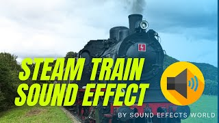 Steam Train Sound Effects Free Download   mp3   Royalty Free Sound Effects 2020   SFX  