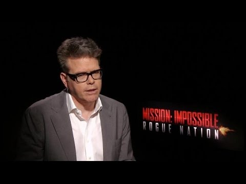 'Mission: Impossible 5' Interview - Christopher McQuarrie