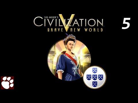 Civilization 5 - Portugal (Episode 5)