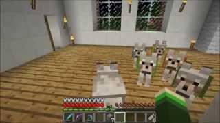 Lets play Minecraft - Orde van de Lotus - 72 Kleine klusjes