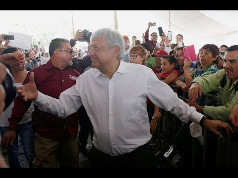 Lopez Obrador's Lead Widens in Mexican Presidential Race Thanks to Trump