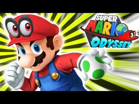 Super Mario Odyssey Easter Eggs 🥚🌎