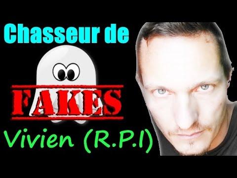 Les Sentiers du Réel - Vivien Perrin (R.P.I) - Chasseur de fakes