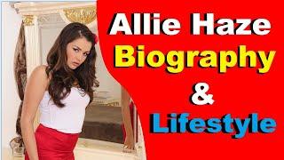 Allie Haze Biography And Lifestyle   Allie Haze