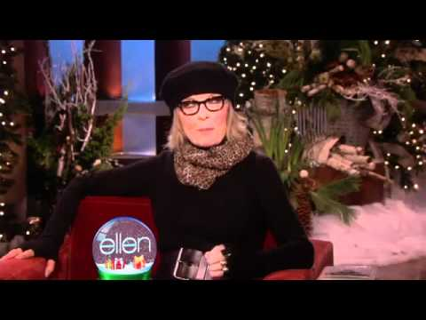 Diane Keaton Talks About Her Many Lovers.