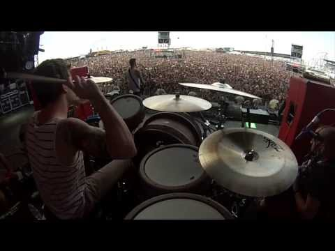 A Day To Remember - 2nd Sucks (Alex Shelnutt Drum Edit)