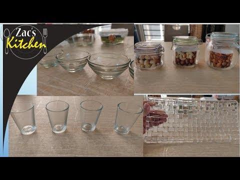 6 ரூபாய்க்கு இவ்ளோ அழகான கண்ணாடி பொருட்களா/Glassware Shopping Haul/ Madras glassware house shopping