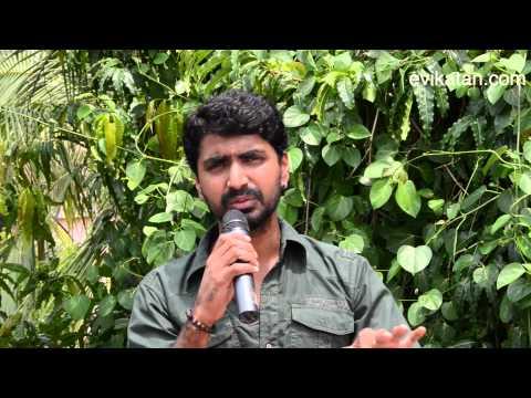 Actor Prajin inviting for cinevikatan.com STAR HUNT in PRADHARSHINI 2012