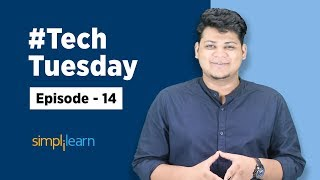 Tech News In 100 Seconds | TechTuesday Episode 14 | What's New In Technology 2019 | Simplilearn