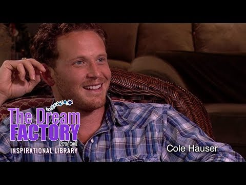Cole Hauser  P with Cass Warner