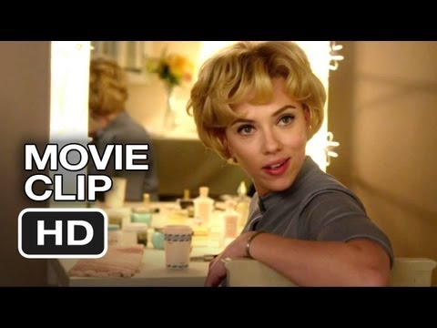 Hitchcock Movie CLIP -  He Is Always Watching (2012) - Anthony Hopkins Movie HD