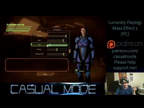 Mass Effect 2 Episode 1: Wearing the Inside Out