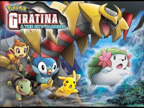 AARON BROTHERTHON - THIS IS A BEAUTIFUL WORLD (POKEMON MOVIE: GIRATINA & THE SKY WARRIOR SONG)