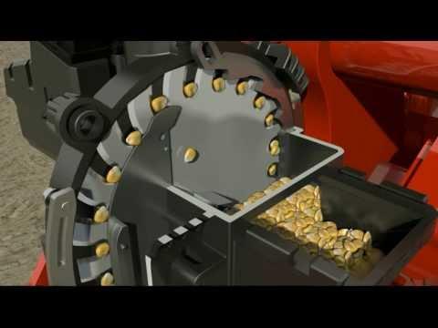 HORSCH Maestro SW - Die Sämaschine mit elektr. Dosiergerät und Seed On Demand