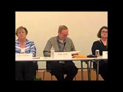 2014-04-21 = Kevin DuJan confronts board about Crisis Management workshop