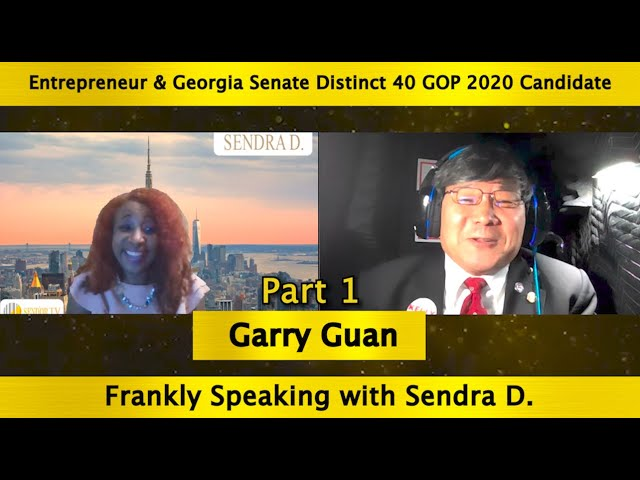 Ex-US Congressional Candidate Garry Guan: Seeking God's Freedom in America from Socialist China Pt1