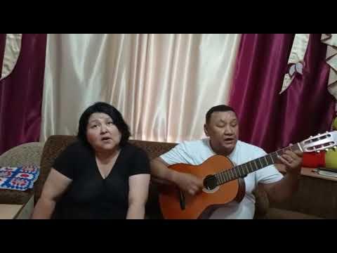 Кавер на песню «Конь» группы Любэ. По просьбе! Поют муж и жена под гитару! Песня супер! 👍🏼