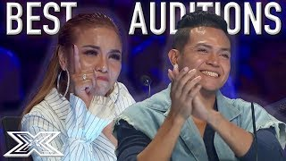the best auditions from x factor cambodia week 1 x factor global