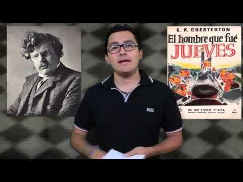 El Club De Lectura El Hombre Que Fue Jueves Y La Llave De