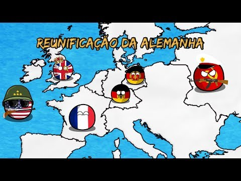 A Reunificação da Alemanha - HISTÓRIA