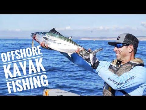 Going Ike Episode 1: Kayak Fishing For Yellowfin Tuna In San Diego