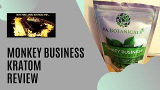 Monkey Business Kratom Review: Using Kratom for Fibromyalgia and Chronic Fatigue Syndrome