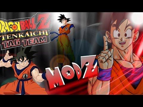 Dbz Ttt Mod Goku - Budokai Tenkaichi 3